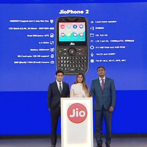 Reliance Jio ready with VoWiFi service, expected to debut with JioPhone 2