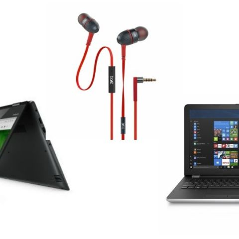 Top 5 tech deals of the day on Amazon : Discounts on laptops, smartphones, power banks and more