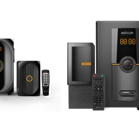 Austrum BT MS300 and MS400 2.1 channel speakers launched
