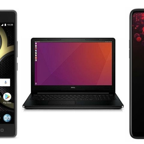 Top tech deals on Amazon and Paytm Mall: Discounts on HP, Dell, Lenovo and more