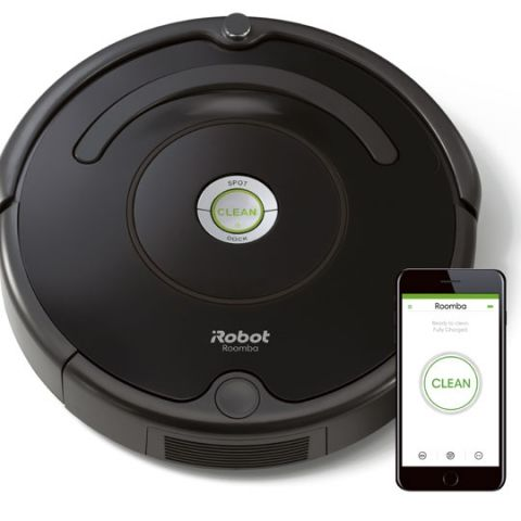 Puresight launches Wi-Fi enabled iRobot Roomba 671 in India for Rs. 37,900