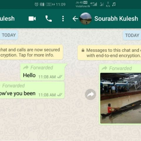WhatsApp rolls out 'Forward Labels' to identify forwarded