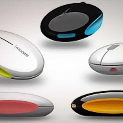 Portonics introduces stylish Imooze wireless mouse in India