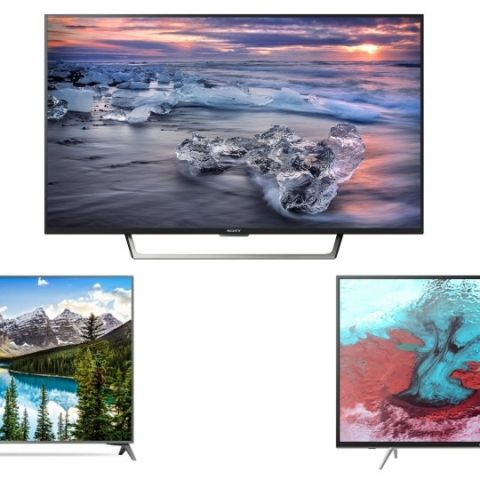 Top LED TV deals on Amazon: Discounts on Sony, Samsung, and more
