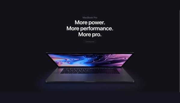 Video suggests excessive thermal throttling on new Apple MacBook Pro with Intel Core i9 chips