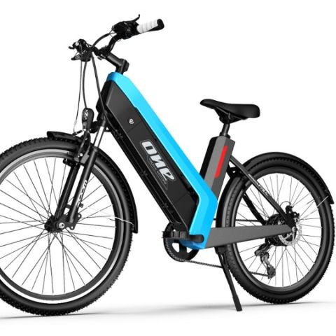TRONX ONE crossover electric bike with detachable 500W battery launched