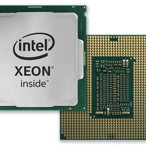 Intel launches entry-level Xeon E-2100 CPUs