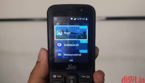 Reliance JioPhone available with Rs 500 cashback via Paytm Mall