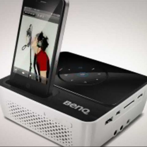 BenQ launches Joybee GP2 projector in India, at Rs. 39,167