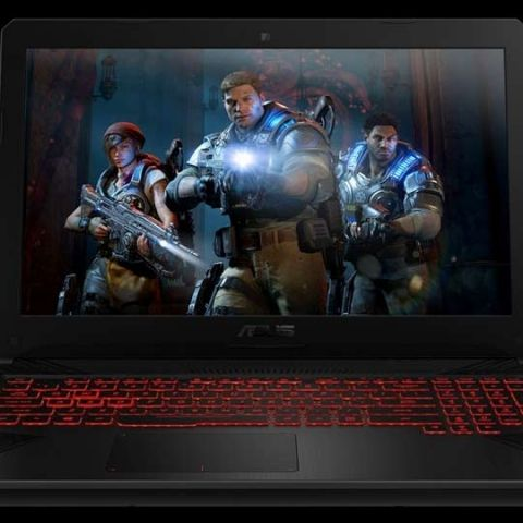 ASUS TUF Gaming FX504 Review