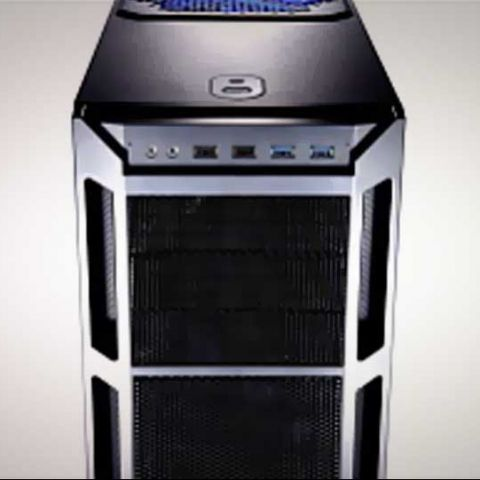 Antec Eleven Hundred gaming cabinet launched in India, at Rs. 7,400
