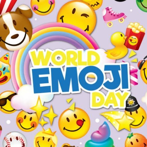 Here's how Apple, Google and Facebook are celebrating World Emoji Day 2018