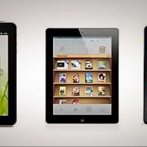 Top 5 online deals for buying tablets in India