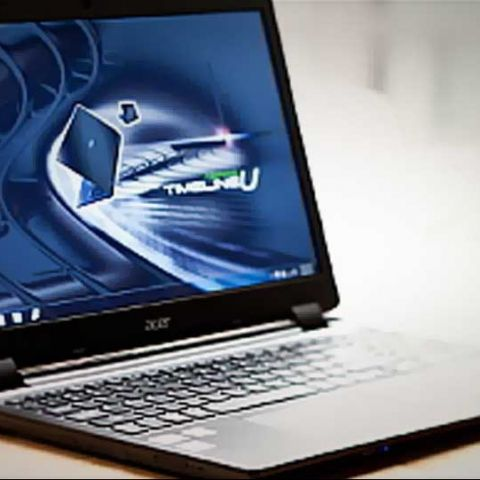 Hands on with Acer's Kepler-powered Ultrabook