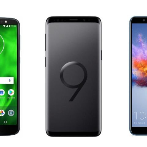 Top 5 smartphone deals of the day across Amazon, Flipkart and Paytm Mall