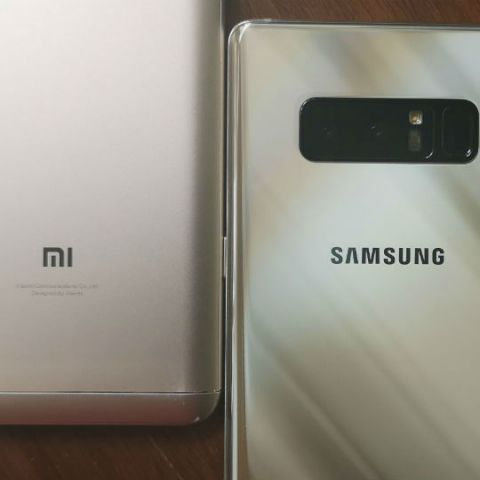 Samsung pips Xiaomi to ship maximum smartphones in Q2 2018 in India: Counterpoint