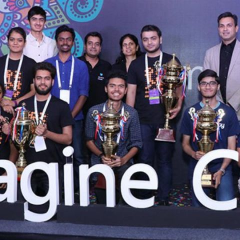Three Indian teams enter Microsoft Imagine Cup 2018 finale with focus on AI and healthcare apps