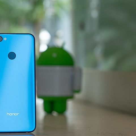 Honor 9N with 19:9 'Notch FullView' display, dual rear