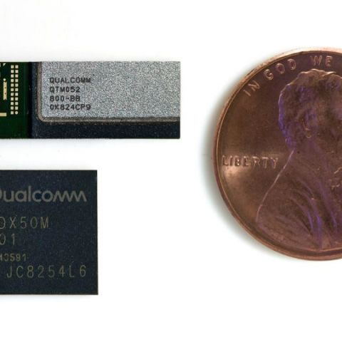 Qualcomm QTM052 is the first mmWave 5G antenna for smartphones