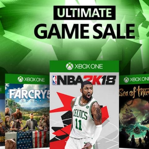 10 games you should definitely pick from the Xbox Ultimate Games Sale