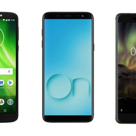 Best smartphone deals of the day: Discounts on Samsung S8, Nokia 6.1, Moto G6 and more