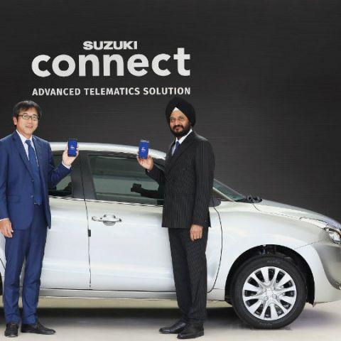 Maruti Suzuki launches Suzuki Connect, a telematics-based solution for NEXA customers