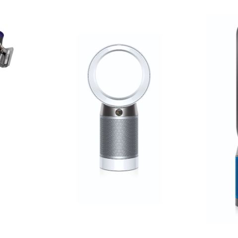 Dyson Cyclone V10 cord-free vacuum cleaner, Pure Cool series air purifiers launched in India