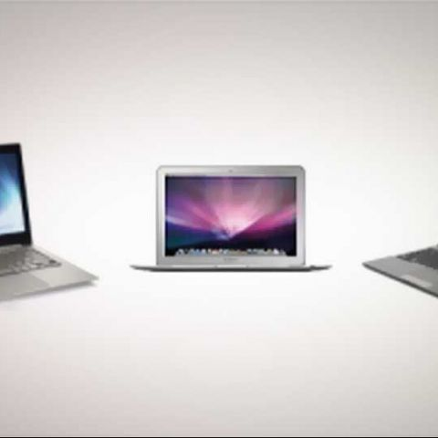 Toshiba Portege Z830 versus Asus ZenBook versus MacBook Air