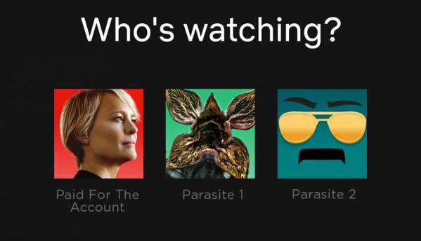 Netflix gives profile icons a makeover and it looks good