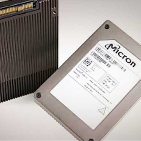 Micron announces 2.5-inch PCIe-based hot-swappable SSDs