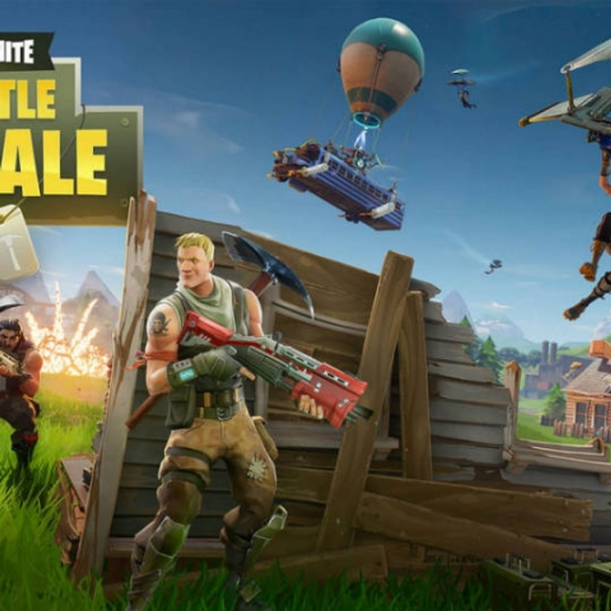 Fortnite Battle Royale for Android will be available on