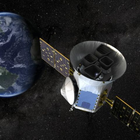NASA's TESS spacecraft begins its planet hunting operation