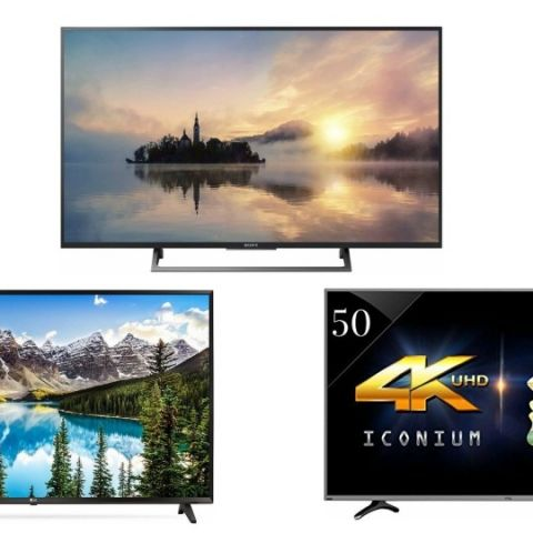 Top 4K TV deals on Paytm Mall: Discounts on Samsung, LG and more
