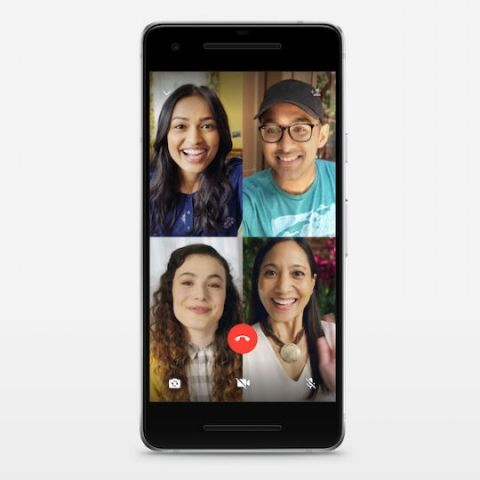 WhatsApp group voice and video calling feature is now available for Android and iOS