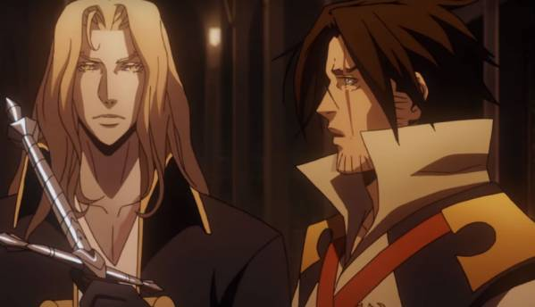 Castlevania Season 2 trailer is filled with gore and video game lore