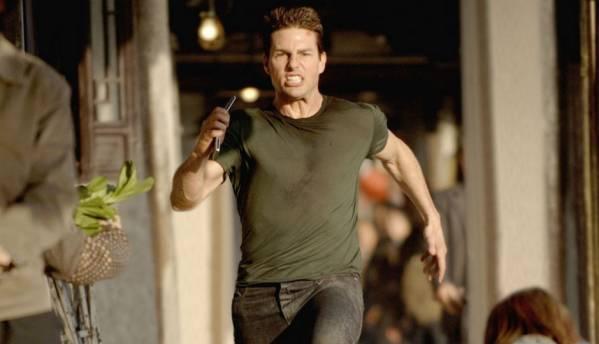 The longer Tom Cruise runs, the more money his movies make!