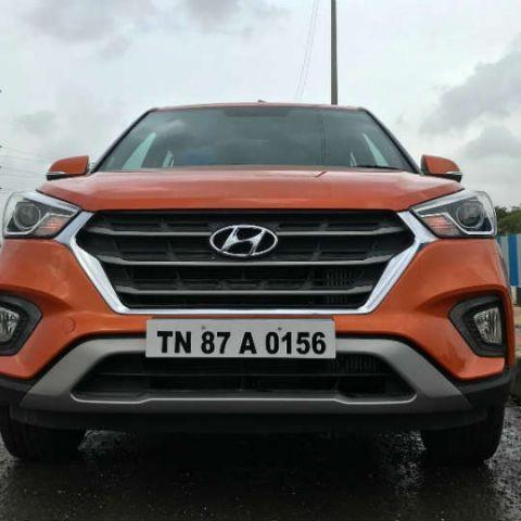 Hyundai Creta technology, drive review: A bright splash of orange
