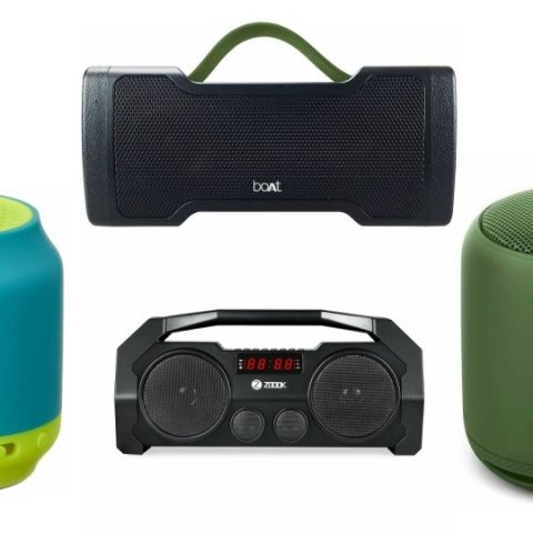 Top portable speakers deals on Paytm Mall: Discounts on Philips, boAt, Sony and more