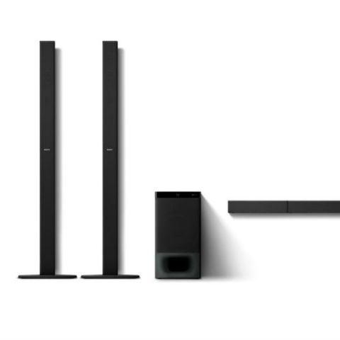 Sony introduces 5.1 channel soundbar home theatre systems