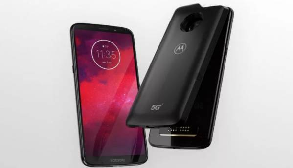 Moto Z3 with Snapdragon 835 launched, Moto 5G Mod coming early 2019