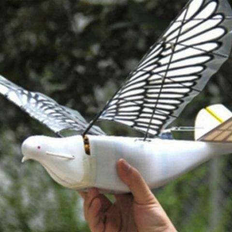 China launches high-tech bird drones called Doves to spy on its citizens
