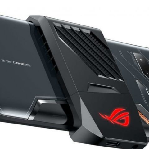 Asus ROG Gaming smartphone with Air Triggers, overclocked Snapdragon 845 launched in India at Rs 69,999