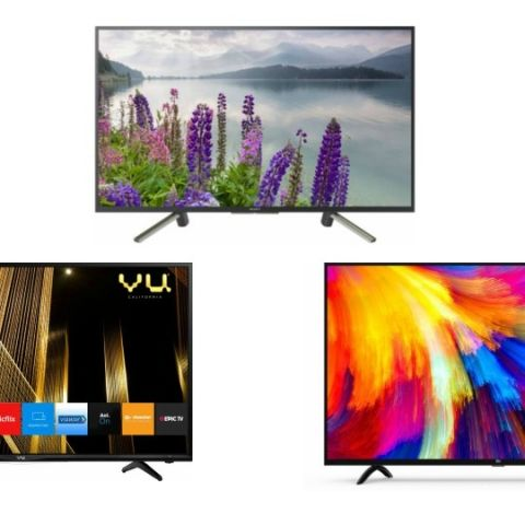 Best TV deals on Flipkart