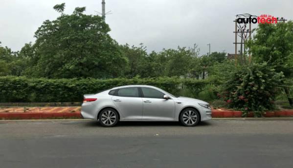 2018 Kia Optima review: Glimpses of a bright future