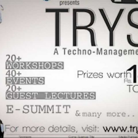 IIT Delhi's Tryst 2012 fest kicks off on March 2nd