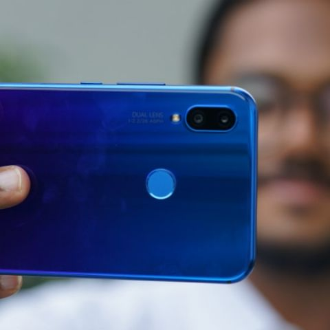 Huawei's new Nova 3i equipped with superior AI-enabled front