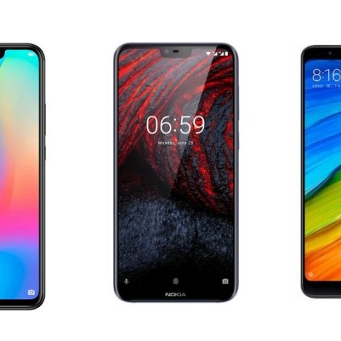 Spec comparison: Xiaomi Mi A2 vs Nokia 6.1 Plus vs Huawei Nova 3i