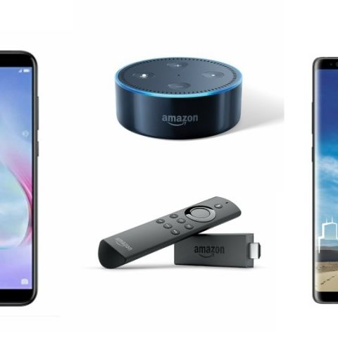 Amazon Freedom Sale: Discounts on speakers, smartphones and more