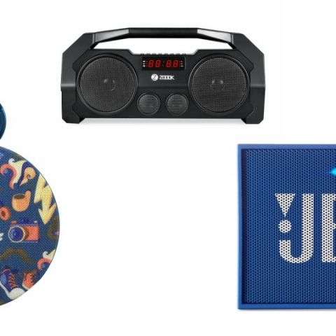 Top portable speaker deals during Amazon Freedom Sale Day 1