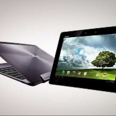 Asus tips April launch for PadFone, unveils new Transformer tablets